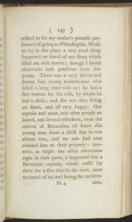 The Interesting Narrative Of The Life Of O. Equiano, Or G. Vassa -Page 247